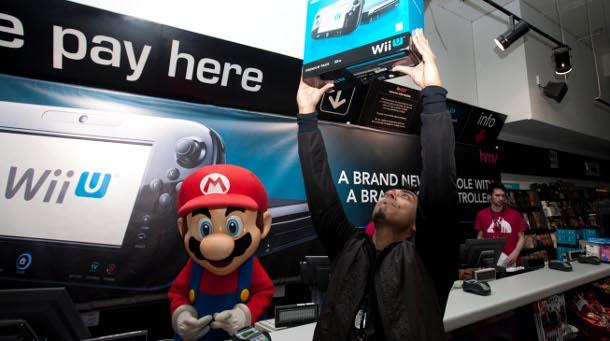 Wii U Midnight Launch