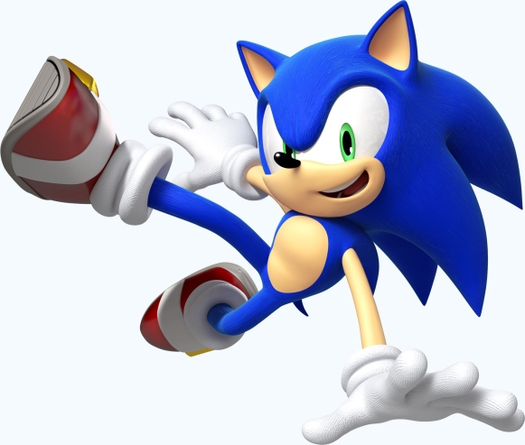 sonic added to super smash bros wii u 3ds